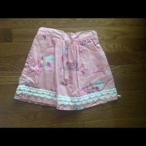 Janie and Jack excellent condition skirt- size 5T